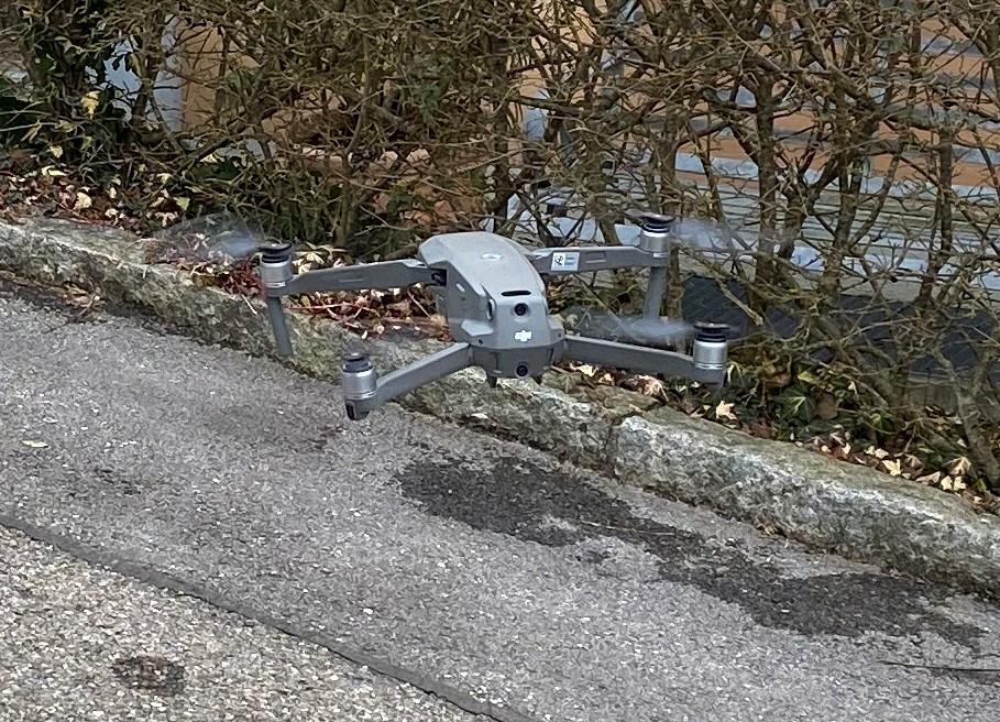 Drohne Schadensermittlung Reparatur